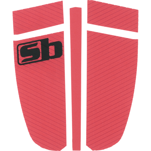 SB Sticky Bumps Timm Lb Tailpad Traction Pink