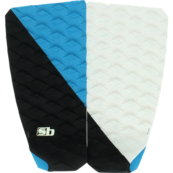 SB Sticky Bumps Rastovich 2 Traction Black/Cyan