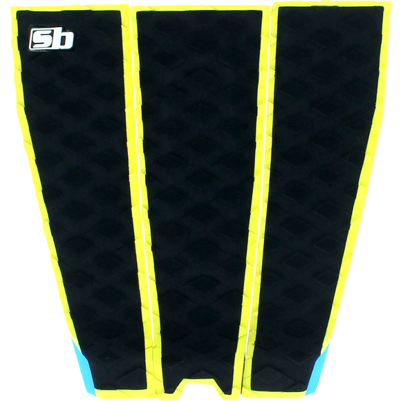 SB Sticky Bumps Willams Grom Traction Yellow/Black