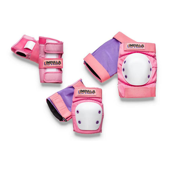 Impala Adult Protective Pack Pad Set Pink