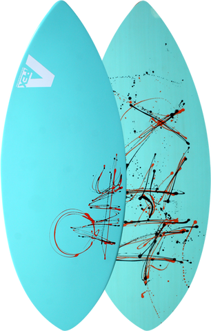 "Skimboard Apex Avac 51"" Skimboard Assorted Colors
