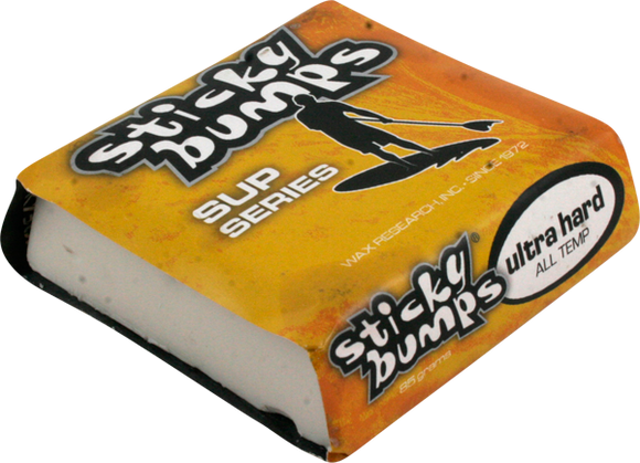 SB Sticky Bumps Sup Wax Ultra Hard Single Bar
