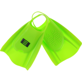 DMC Elite Swim Fins - MEDIUM Neon Green (Size 6-7)