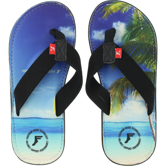Footprint Kingfoam Orthotics Sandals Beach 6-6.5