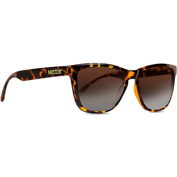 Nectar Sunglasses Crux Polarized Brown Tortoise/Amber