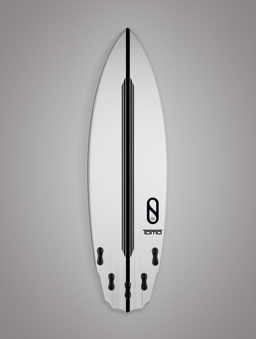 Firewire Slater Designs Sci-Fi- Linear Flex Technology (LFT) Surfboard