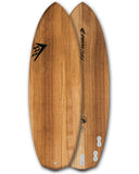 Firewire Baked Potato Surfboard - Timbertek Technology (TK) - 5'7""