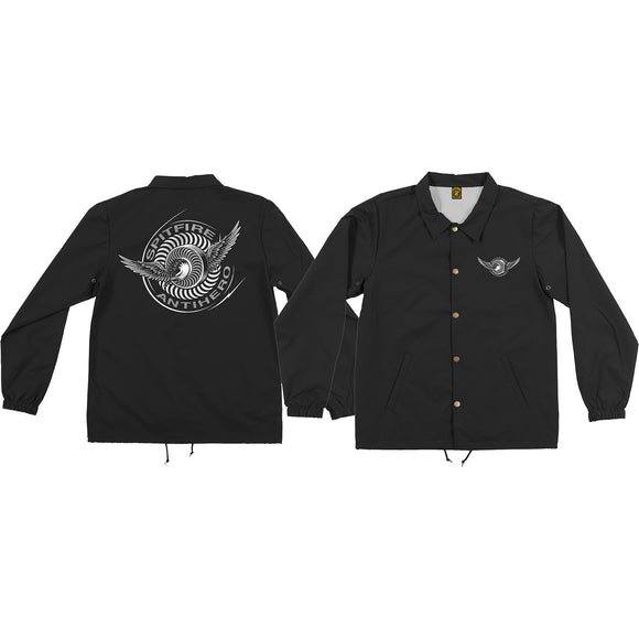 Spitfire x Antihero Classic/Eagle Jacket xl-Black/Silver | Universo Extremo Boards Skate & Surf
