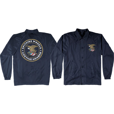 Spitfire Members Jacket xl-Navy | Universo Extremo Boards Skate & Surf