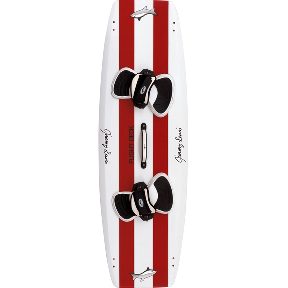 Jimmy Lewis Kitesurf Twin Tip - Flight Deck