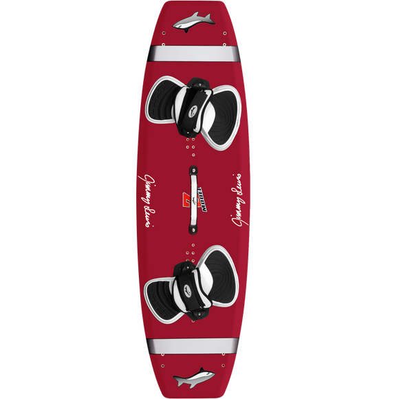 Jimmy Lewis Kitesurf Twin Tip - Model III