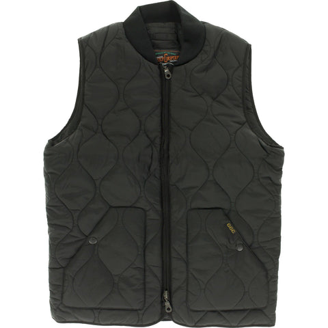 Grizzly Big Game Vest M-Black | Universo Extremo Boards Skate & Surf