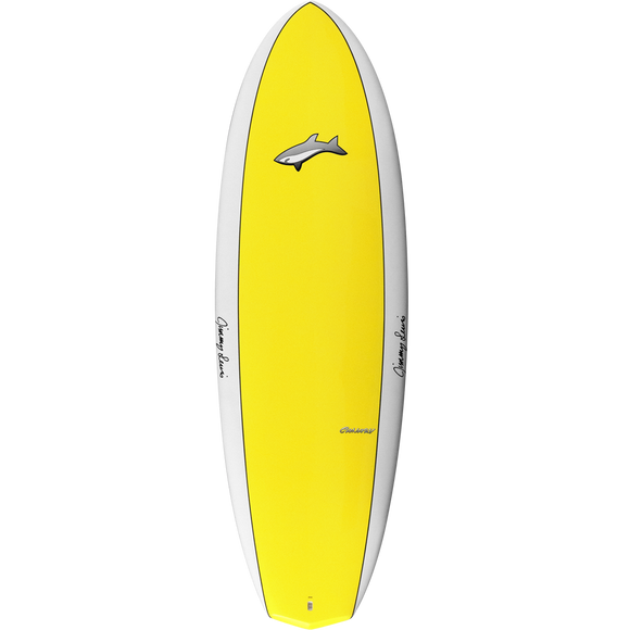 Jimmy Lewis Surfboard - Shortboard - Canary