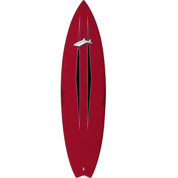 Jimmy Lewis Surfboard - Shortboard - Kwad