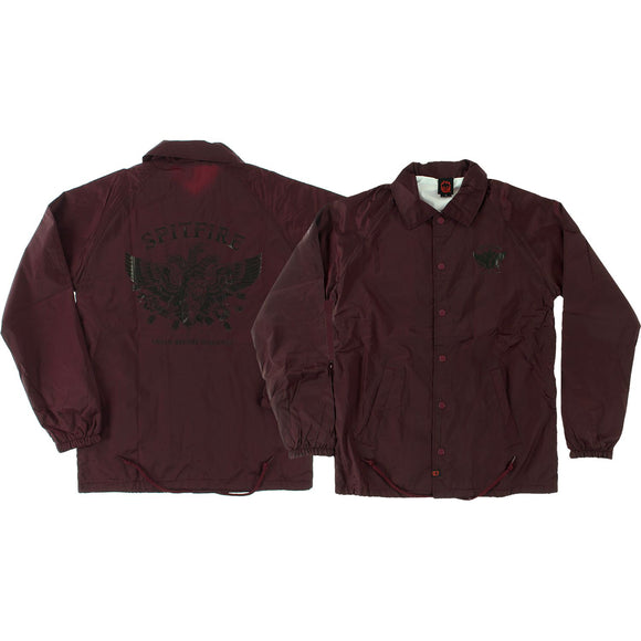 Spitfire Dishonor Jacket M-Maroon | Universo Extremo Boards Skate & Surf