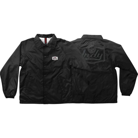 Independent Patch Coach Jacket xl-Black | Universo Extremo Boards Skate & Surf