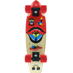 GoldCoast Watershed Mini Cruiser Complete Skateboard - 6.5x24 | Universo Extremo Boards Skate & Surf