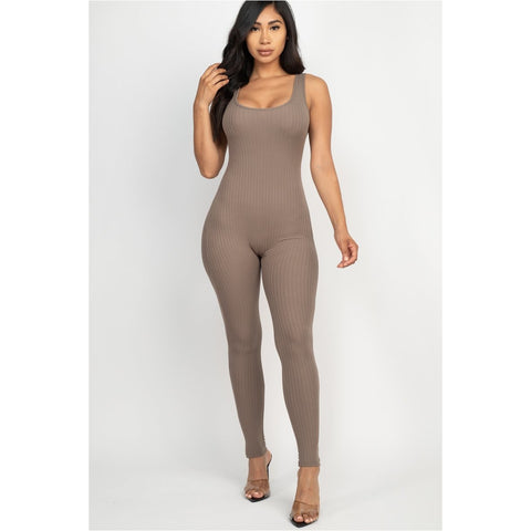 Rebel Basix Solid Jumpsuit