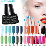 132 Colors Gel Nail Polish LED UV Gel Varnishes Beauty Gel