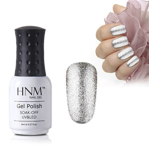 HNM Super Bling Gel Nail Polish 8ML UV Nail Gel Polish