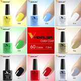 60 Colors 7.5m  Nail gel Color Gel Varnish