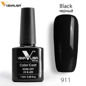 60Color 7.5Ml Soak Off Enamel Gel Polish LED UV Gel Lacquer