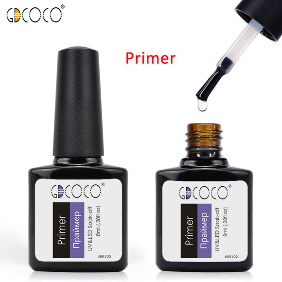 2018 New water based canni soak off no acid primer gel