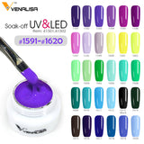 Venalisa UV Gel New 2018 180 Color Nail Polish