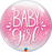 Baby Bubble Balloon (Pink)