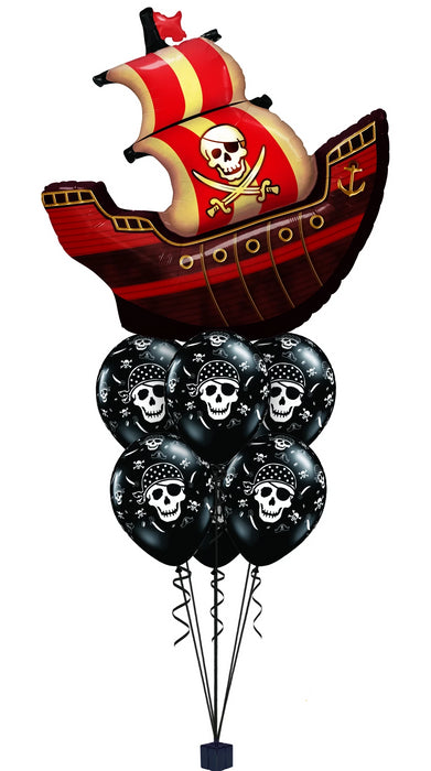 Luxury Pirate Ship Bouquet