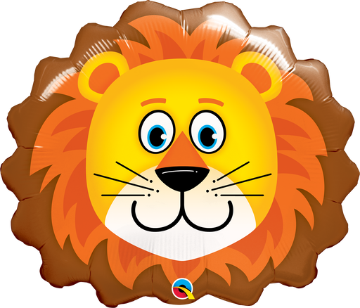 Lion Foil Balloon