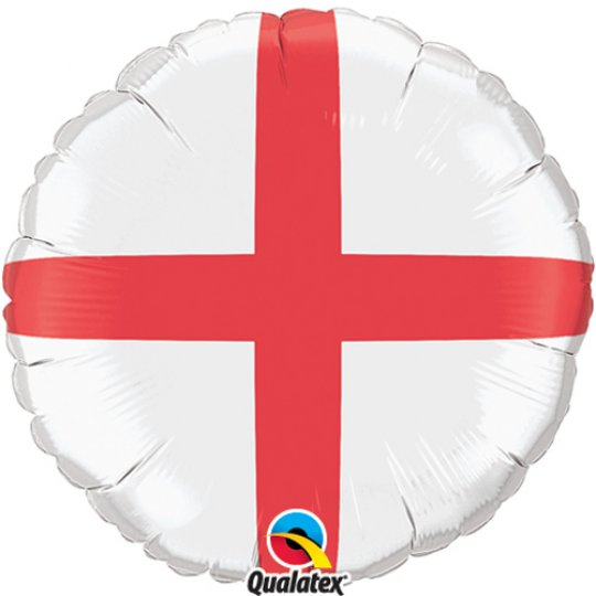 St George Flag Balloon