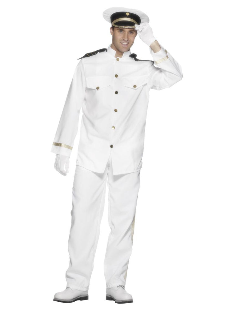 Captain Costume