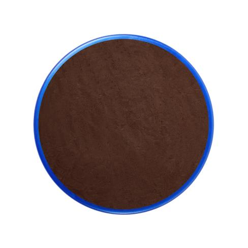 18ml Snazaroo Face Paint (Dark Brown)