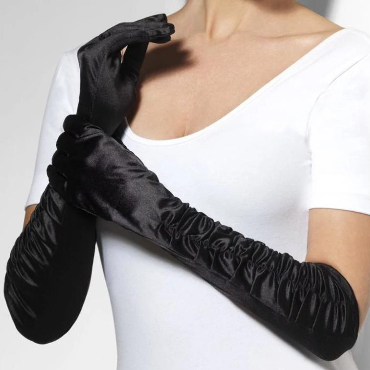 Temptress Gloves (Black)