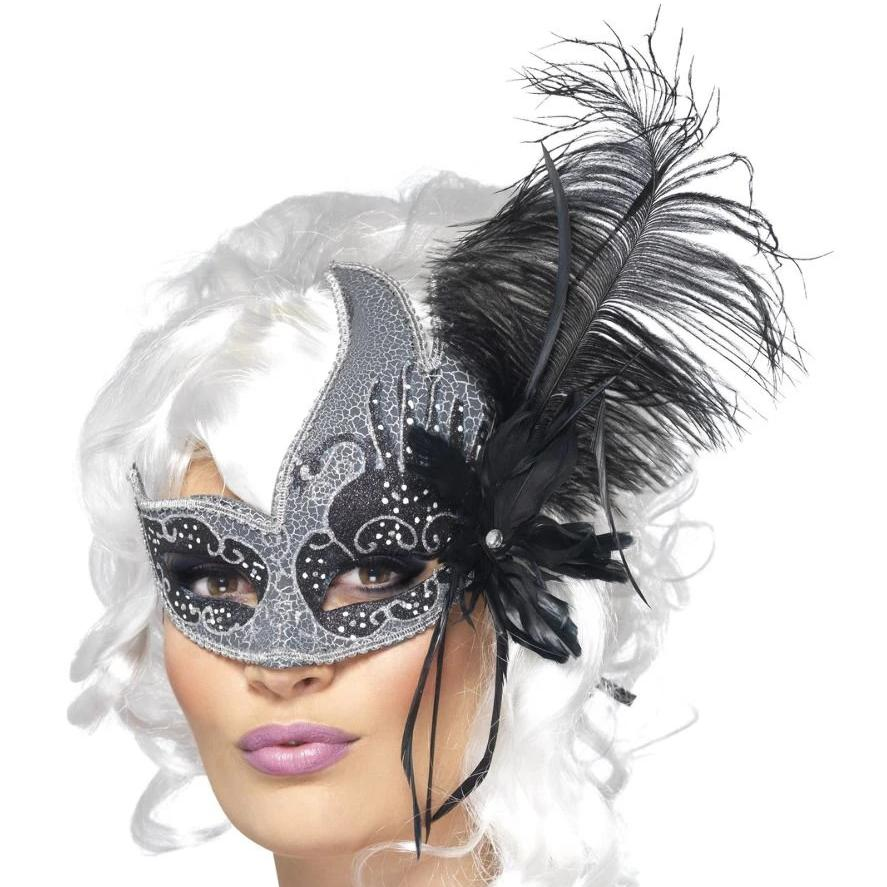 Masquerade Dark Angel Eye Mask