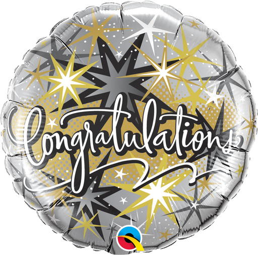 Congratulation Foil Balloon