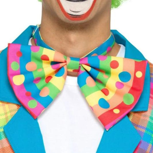 Big Top Clown Bow Tie