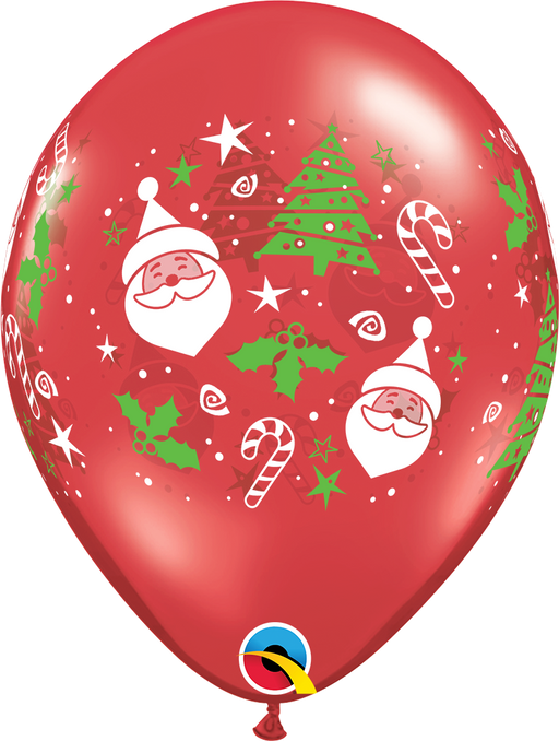 Christmas Latex Balloon