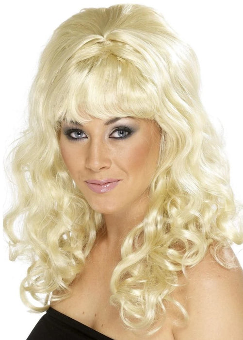 Beehive Beauty Wig (Blonde)