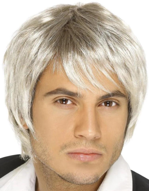 Boy Band Wig (Dirty Blonde)