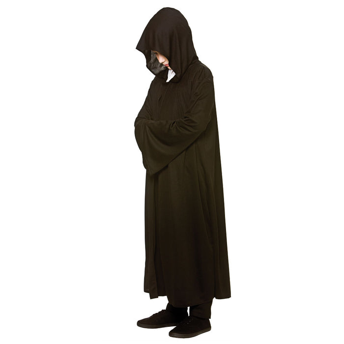 Hooded Robe (Black)