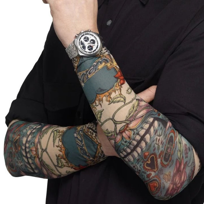 Day of the Dead Tattoo Sleeves