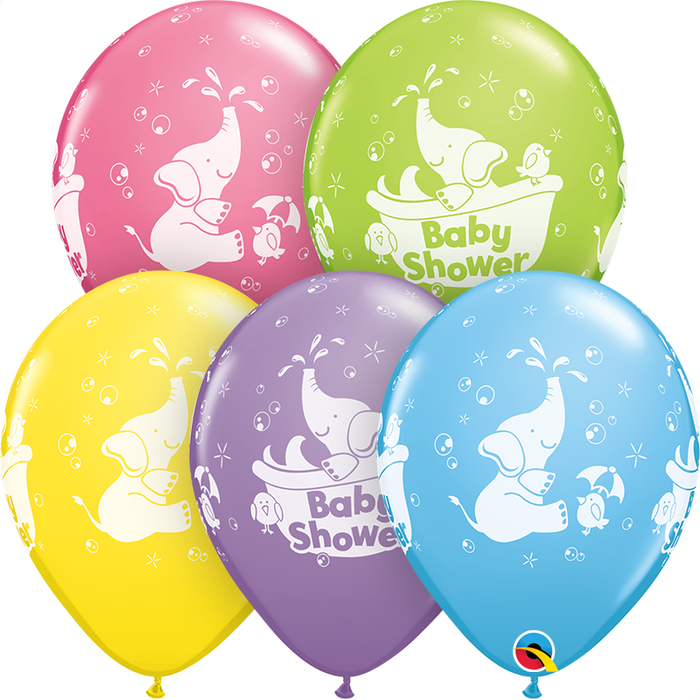 Baby Shower Balloon (Assorted)