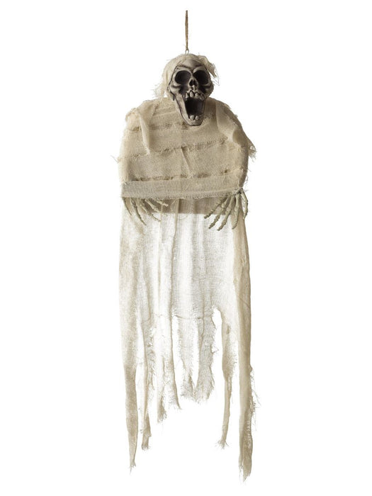 Hanging Mummy Skeleton Decoration