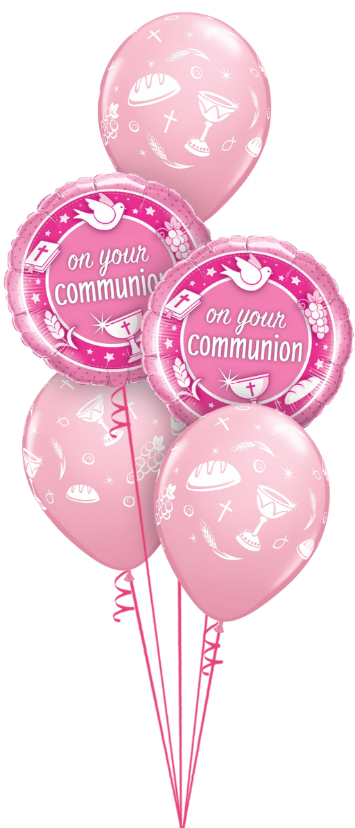 Communion Bouquet (Pink)
