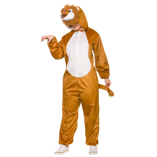 Deluxe Lion Costume