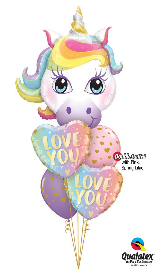 Unicorn Love You Luxury Cluster