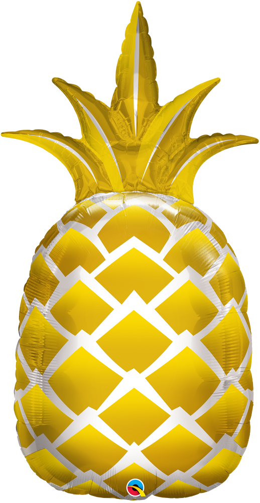 Pineapple Foil Balloon