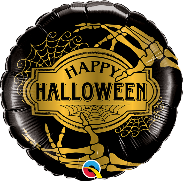 Happy Halloween Foil  Balloon